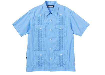 Neighborhood Habana / C-Shirt . SS Blueの写真
