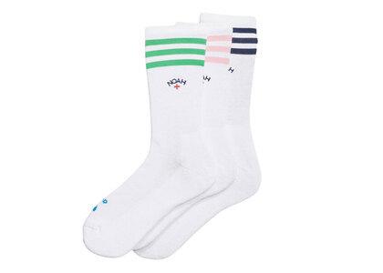 adidas × NOAH Socks (Pack Of 3) Whiteの写真