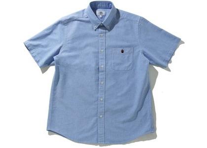 Bape Loose Fit S/S Shirt Blue (SS21)の写真
