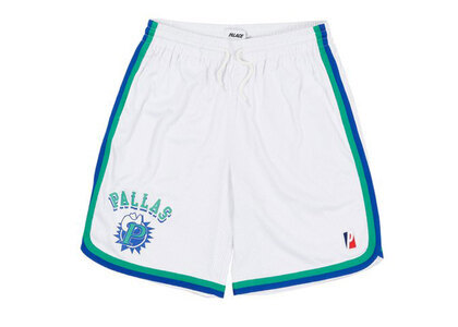 Palace PS Shorts White (SS21)の写真