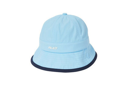 Palace Binding Shell Bucket Hat Baby Blue (SS21)の写真