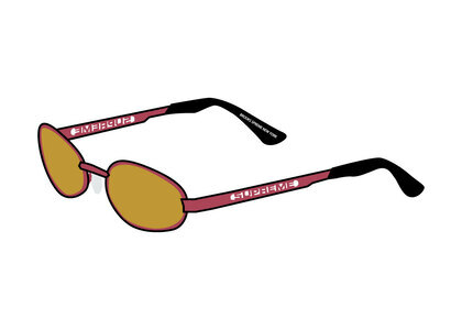 Supreme Brooks Sunglasses Red / Yellow (SS21)の写真