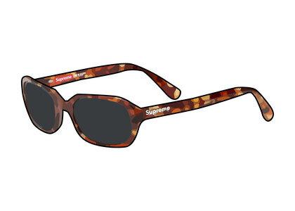 Supreme Vega Sunglasses Tortoise shell (SS21)の写真