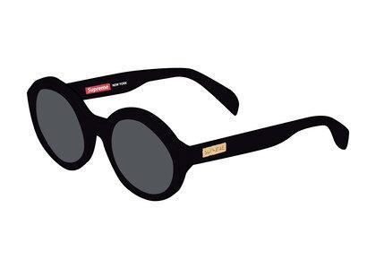 Supreme Downtown Sunglasses Black (SS21)の写真