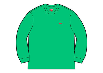 Supreme Small Box Crewneck Green (SS21)の写真