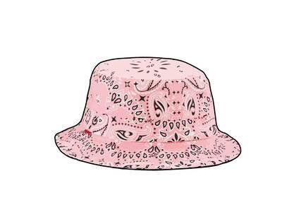 Supreme Bandana Crusher Pink (SS21)の写真