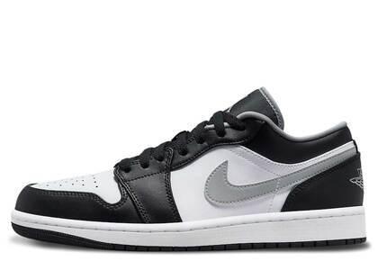Nike Air Jordan 1 Low Black Medium Greyの写真