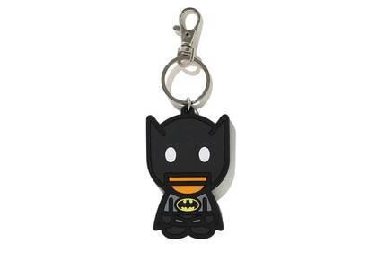 Bape × DC Baby Milo Batman Silicon Keychain Black (SS21)の写真