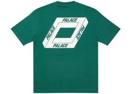 Palace Dodgy But Lush T-SHIRT Green (SS21)の写真