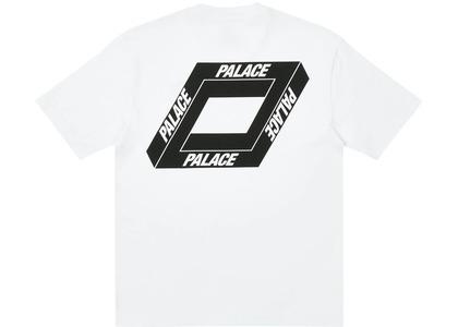 Palace Dodgy But Lush T-SHIRT White (SS21)の写真