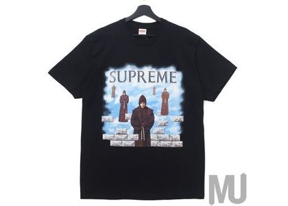Supreme Levitation Tee Blackの写真