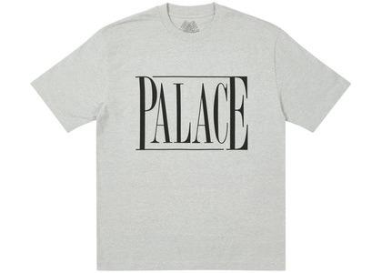 Palace PE T-SHIRT Grey Marl (SS21)の写真