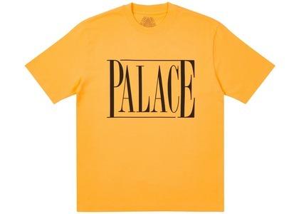 Palace PE T-SHIRT Orange (SS21)の写真