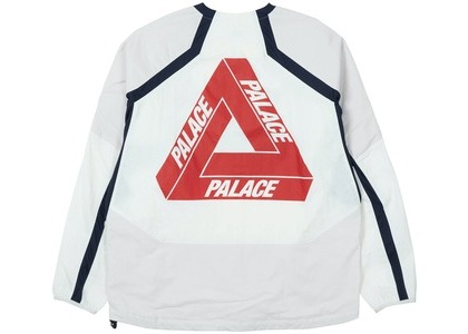 Palace Sports Shell Crew White (SS21)の写真