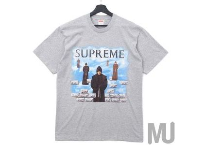 Supreme Levitation Tee Heather Greyの写真