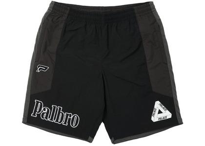 Palace Sports Shell Shorts Black (SS21)の写真