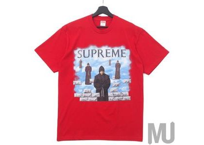 Supreme Levitation Tee Redの写真