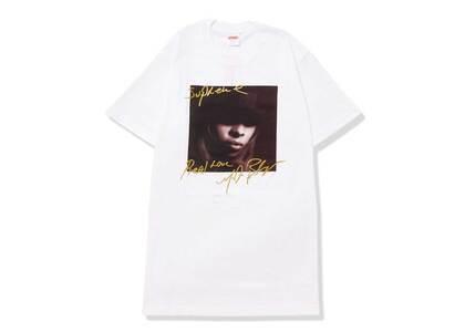 Supreme Mary J. Blige Tee Whiteの写真