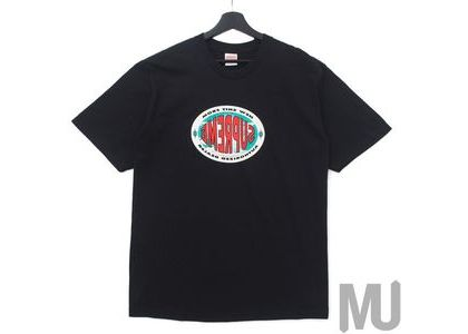 Supreme New Shit Tee Blackの写真