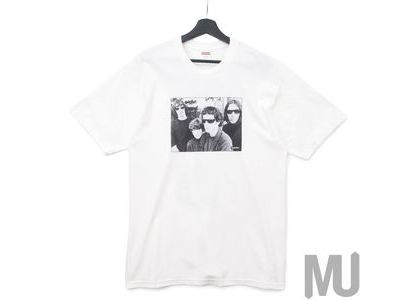Supreme The Velvet Underground Tee Whiteの写真