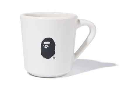 Bape Home Ape Head Mug White (SS21)の写真