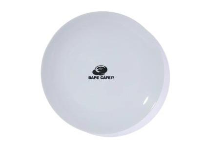 Bape Home Bape Cafe!? Plate White (SS21)の写真