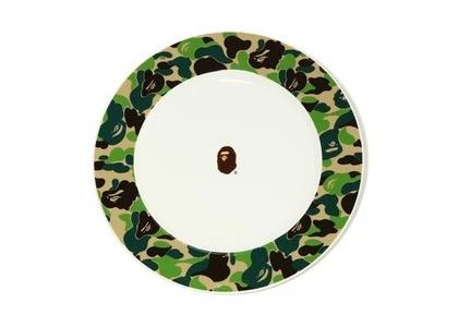 Bape Home ABC Camo Dishes Green (SS21)の写真