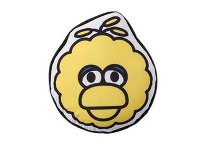Bape Home × Sesame Streetface Cushion Yellow (SS21)の写真