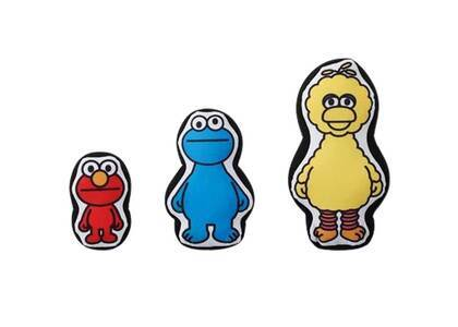 Bape Home × Sesame Streetcushion Multi (SS21)の写真