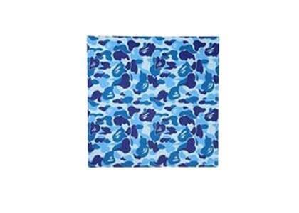 Bape Home ABC Camo Canvas L Blue (SS21)の写真