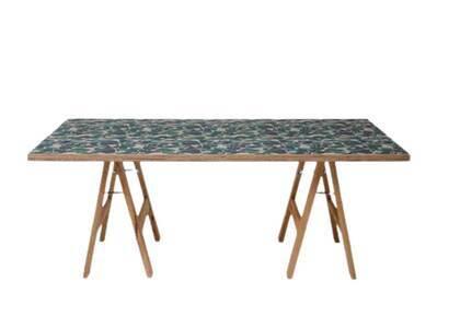 Bape Home × Fabrick × Karimoku ABC Camo Folding Table L Green (SS21)の写真