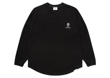Bape Black Long Sleeve Tee Black (SS21)の写真