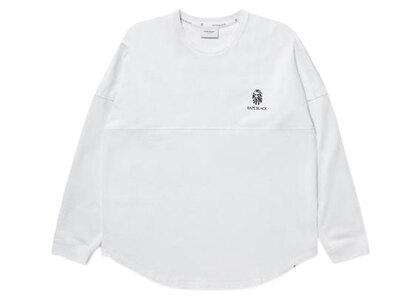 Bape Black Long Sleeve Tee White (SS21)の写真