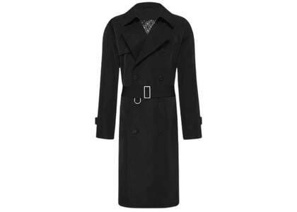 Bape Black Trench Coat Black (SS21)の写真
