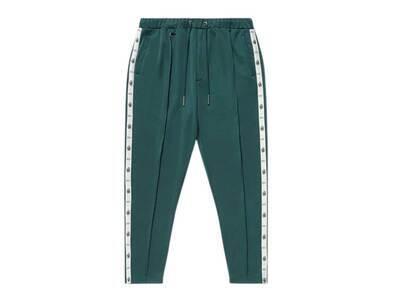 Bape Black Track Pants Green (SS21)の写真