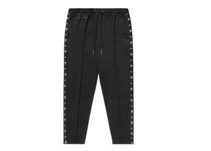 Bape Black Track Pants Black (SS21)の写真
