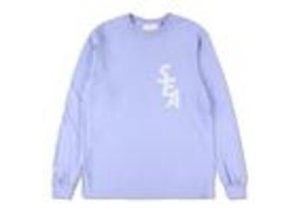 WIND AND SEA S-Dye L/S T-Shirt Blue / Ivory (SS21)の写真