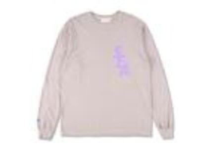 WIND AND SEA S-Dye L/S T-Shirt Gray / Purpleの写真