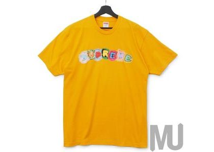 Supreme Pillows Tee Bright Orangeの写真