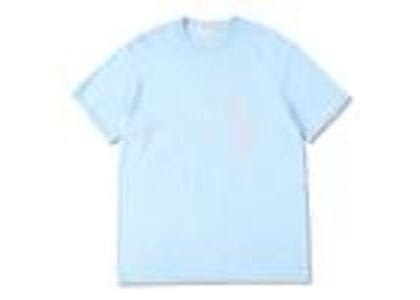WIND AND SEA T-Shirt Blue / Gray (SS21)の写真