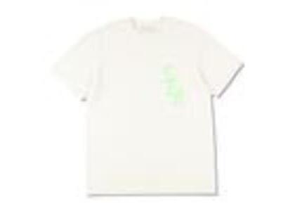 WIND AND SEA T-Shirt Ecru / Mint (SS21)の写真