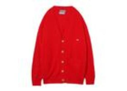 nestwell × WIND AND SEA Rupestris Cardigan Red (SS21)の写真
