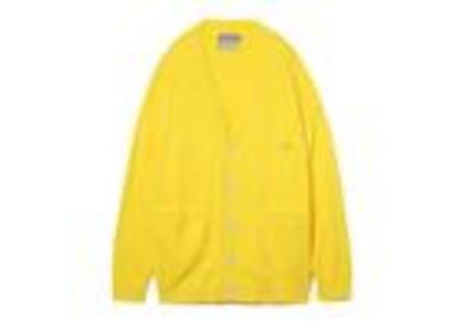 nestwell × WIND AND SEA Rupestris Cardigan Yellow (SS21)の写真