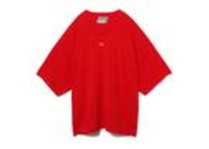 nestwell × WIND AND SEA Perrieri S/S Cut-Sewn Red (SS21)の写真