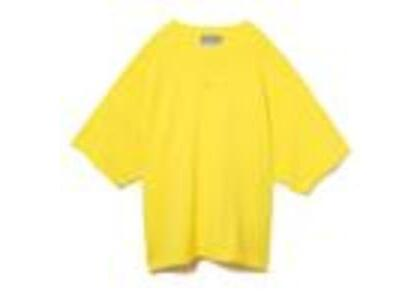 nestwell × WIND AND SEA Perrieri S/S Cut-Sewn Yellow (SS21)の写真