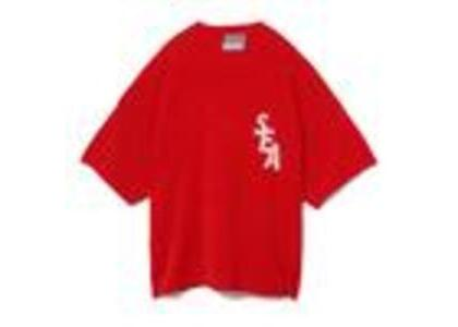 nestwell × WIND AND SEA Spinosa S/S Cut-Sewn Red (SS21)の写真