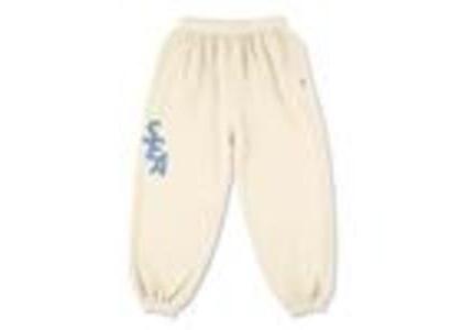 WIND AND SEA Sweatpants Ivory / Blue (SS21)の写真