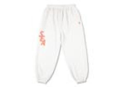 WIND AND SEA Sweatpants White/Pink (SS21)の写真