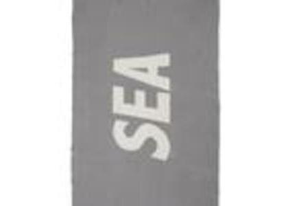 nestwell × WIND AND SEA Crispa Blanket Gray (SS21)の写真