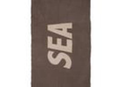 nestwell × WIND AND SEA Crispa Blanket Moca (SS21)の写真